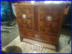 1950's Philco 51-T1874 Antique Television/Record Player/Radio Cabinet Vintage TV