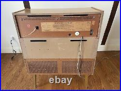 1960s Grundig stereo console / hi-fi / record player
