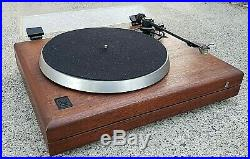 Acoustic Research Vintage Turn Table Record Player The AR Turntable- AR NICE