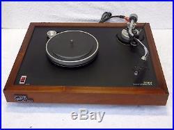 Ariston Audio RD80 Vintage Turntable Record Player Deck + Linn Tonearm