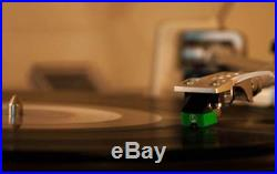Audio-Technica AT-LP120 USB Professional DJ USB Record Player Turntable Silver