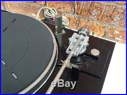 BOXED! Sony PS-X55 Two 2 Speed Direct Drive Turntable Record Player Deck