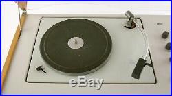 BRAUN SK 55 DIETER RAMS Snow Coffin Hans Gugelot Radiogram Radio Record Player