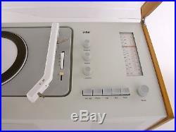 BRAUN SK 61 DIETER RAMS Design Tube Radio mid century Radiogram Record Player 5