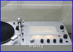 BRAUN audio 310 ^ radio + record player ^ loudspeaker ^ DIETER RAMS ^ year 71