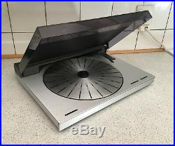 Bang & Olufsen Beogram 5005 Tangential design record player with new MMC4
