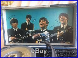 Beatles NEMS 1964 Record player, Made in England