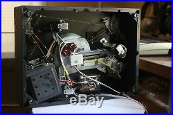 Braun PS 500 Turntable, 60hz / 120v version, Dieter Rams designed, Record Player