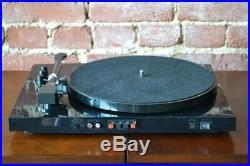 Crosley T100 2-Speed Bluetooth Turntable System with Stereo Speakers, Black