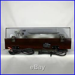 DENON DP-57L Record player Turntable S-shaped arm pipe Cartridge DENONDL-103