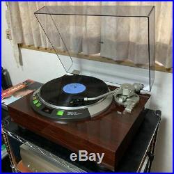 DENON Denon DP-57L record player turntable + S-shaped tonearm pipe + cartridge