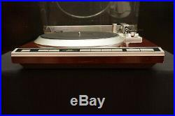 Denon DP-45F 80's Automatic Vintage Direct Drive Turntable Vinyl Record Player