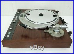 Denon DP-50F Direct Drive Automatic Record Player in Very Good Condition
