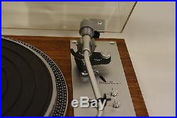 Denon SL-7D Vintage Direct-Drive Turntable / Record Player Recently Serviced