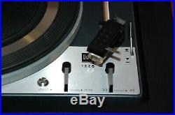 Dual CS 1226 Plattenspieler mit Wechsler hifi turntable Record player
