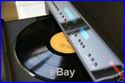 ELP Laser Turntable Deluxe Model Record Player Remote Phono Out LP 45 NEW