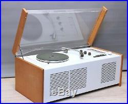 EXCELLENT! BRAUN SK55 Phonosuper Tube Radio Record Player D. Rams Mid Bauhaus