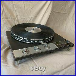 GARRARD 401 Transcription Turntable Record Player with50hz & 60hz Pulley 301