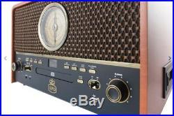GPO Chesterton Vintage Retro Vinyl Record Player Turntable