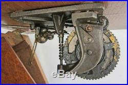 HMV WIND UP MODEL VI GRAMOPHONE 1911 + soundbox 78rpm record player phonograph