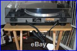 JVC QL-F4 QUARTZ DIRECT DRIVE Stereo Turntable Hi-Fi Separate Record Player