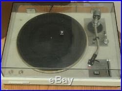 Kenwood KD-2055 vintage Stereo Vintage Turntable record player