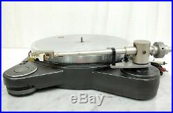 Kenwood KP-07 Direct Drive Record Player Turntable in Very Good Condition
