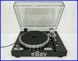 Kenwood KP-770D Direct Drive Record Player Turntable in Very Good Condition