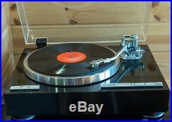 Kenwood KP-990 Direct Drive Turntable Original Box, Beautiful Record Player