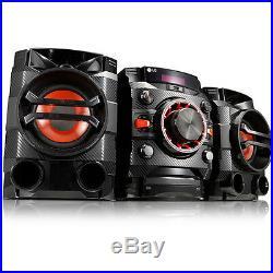 LG CM4360 Shelf Top Audio System With Bluetooth Hi-Fi Entertainment System Radio
