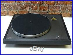Linn Basik Hi Fi Separates Vinyl Turntable Record Player Deck (NO TONEARM)