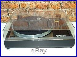 Linn Sondek LP12 Record Player Turntable + Pre Cirkus Bearing + Valhalla PSU