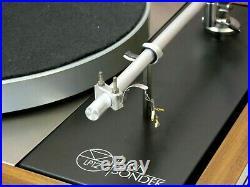 Linn Sondek LP12 + Valhalla PSU & Syrinx Tonearm Record Player Deck Turntable