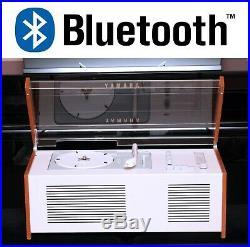 MINT! BRAUN SK 4/1 Radio Record Player D. Rams Bluetooth Tube Radio Turntable