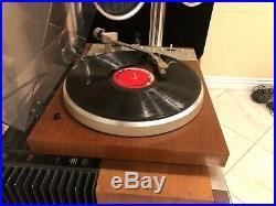 Marantz 6350Q Turntable Record Player Quartz lock/ direct drive auto shut off