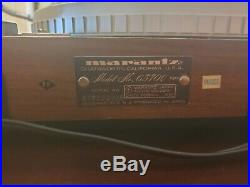 Marantz 6370Q Turntable Rare Vintage Record Player