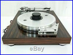Micro Seiki BL-91 Turntable Record Player SAEC WE-407/23 Excellent Condition