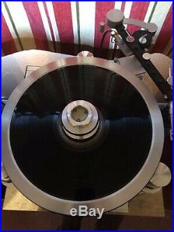 Micro Seiki DDX-1000 Turntable Record Player Dynavector DV 505 Tonearm CEC Amp