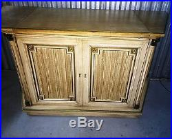 Mid Century Magnavox Astro Sonic Stereo Console Radio and Record Player