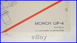 Morch UP-4 Uni-Pivot Tonearm Turntable Record Player Phono Vinyl