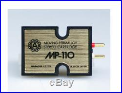 Nagaoka MP-110 Moving Magnet Cartridge MM Turntable Record Player Quality NEW