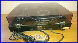 Palladium NSP-7000 / Micro Seiki OEM Plattenspieler record player giradischi