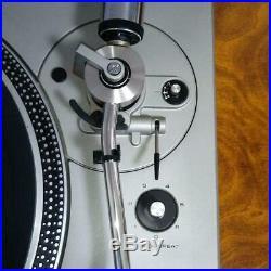 Panasonic Technics SL-1300 + 270 c + unused record player Turntable F/S From JP