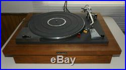 Pioneer PL-50 Stereo Turntable Record Player 33/45 RPM Serviced WORKING