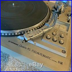 Pioneer PL-560 Quartz Direct Drive Fully Automatic Record Player Turntable