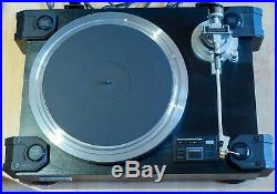 Pioneer PL-7L (PL-90), Semi-Automatic Record Player, Direct Drive Turntable