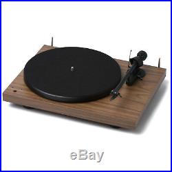 Pro-Ject Debut RecordMaster Turntable Walnut ProJect USB Output Record Player