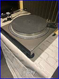 RARE! Vintage Technics Panasonic SL-1100A Direct Drive Turntable Record Player