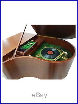 Rare Columbia Grand Grafonola Record Player In Beautiful