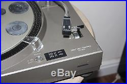Rare Hifi deck 1970s Vintage SONY PS-4750 Direct Drive Turntable Record Player